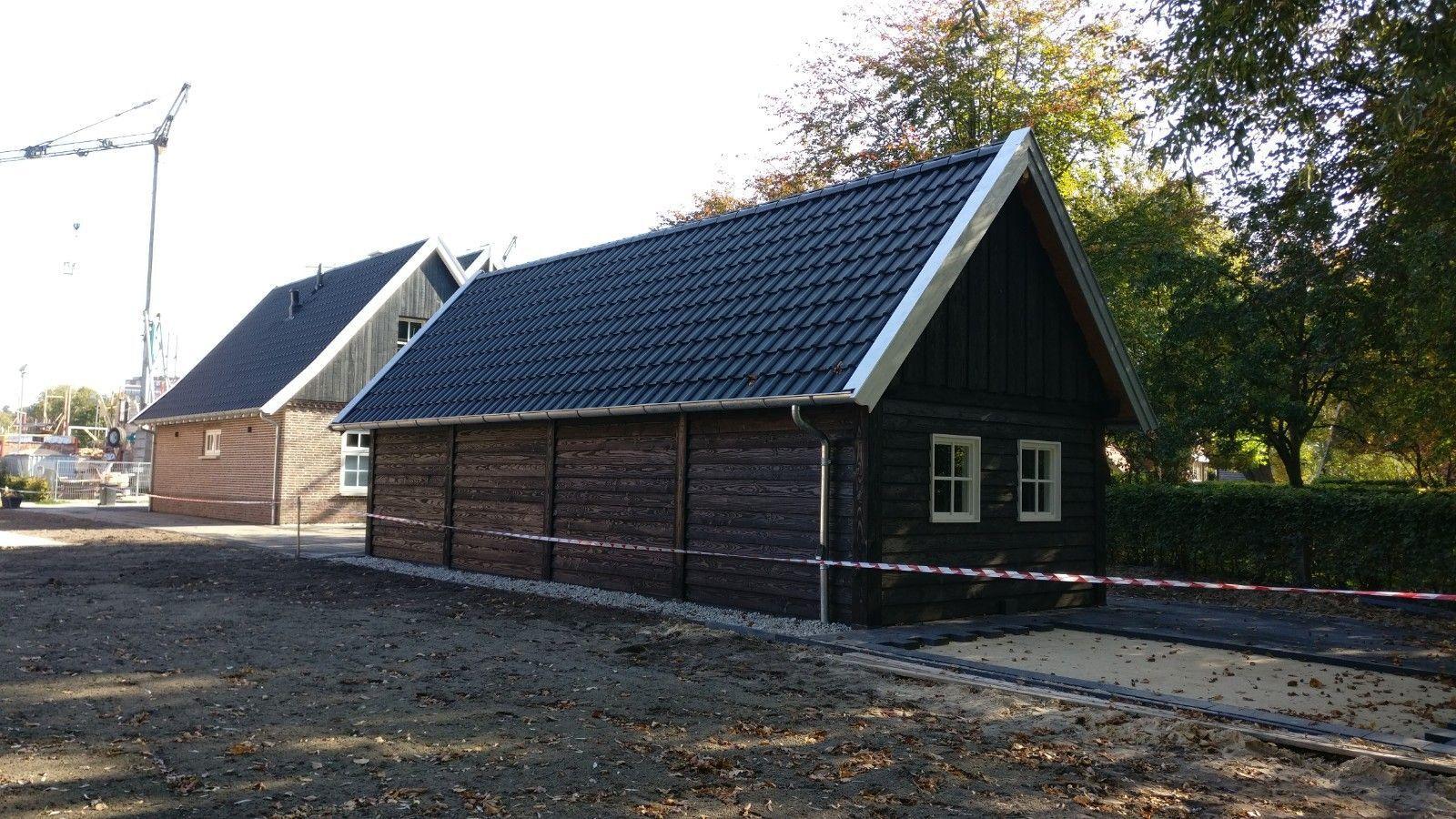 Douglas Schuur met Carport Klarenbeek 569